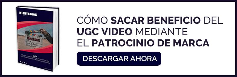 Sacar beneficio del UGC Video